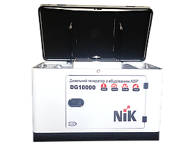 Дизельні генератори NIK серії DG10000, фото 2