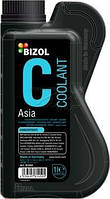 Антифриз BIZOL COOLANT ASIA concentrate 1л