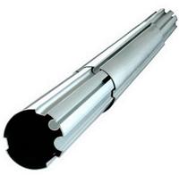 Комплект трехсекционных трубок Kokido K465BX 80 мм (450 — 555 см)