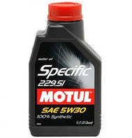 MOTUL SPECIFIC MB 229.51 5W-30 1л