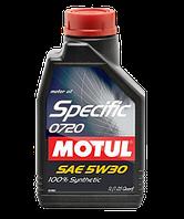 MOTUL Specific 0720 5W-30 1л