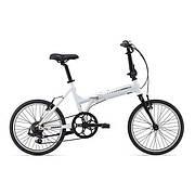 Велосипед Giant 2015 ExpessWay 2 белый