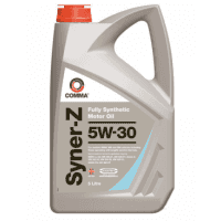 Моторное масло SYNER-Z 5W-30 5л
