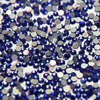 Стразы Swarovski синие, SS6, 100 шт