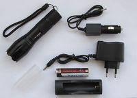 Аккумуляторный фонарь Bailong Bl-1831-T6