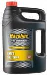 Моторное масло TEXACO Havoline Extra 10W-40 5 л.