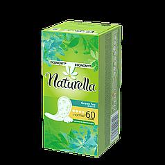 Прокладки ежедневные NATURELLA Green Tea Magic Normal (с ароматом зеленого чая) 60 шт