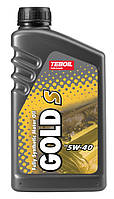Масло моторное Teboil Gold S 5W40 1л