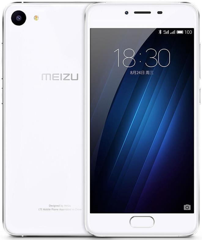 Meizu U10 White 2/16 Gb