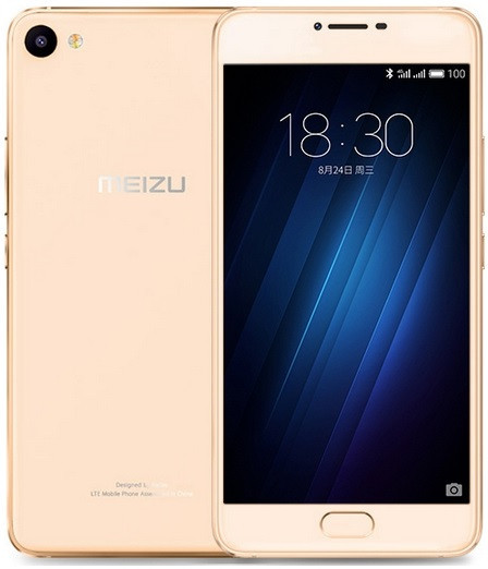 Meizu U10 Gold 2/16 Gb