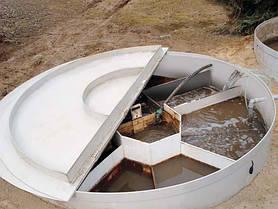 Очищення стічних вод м`ясопереробних підприємств