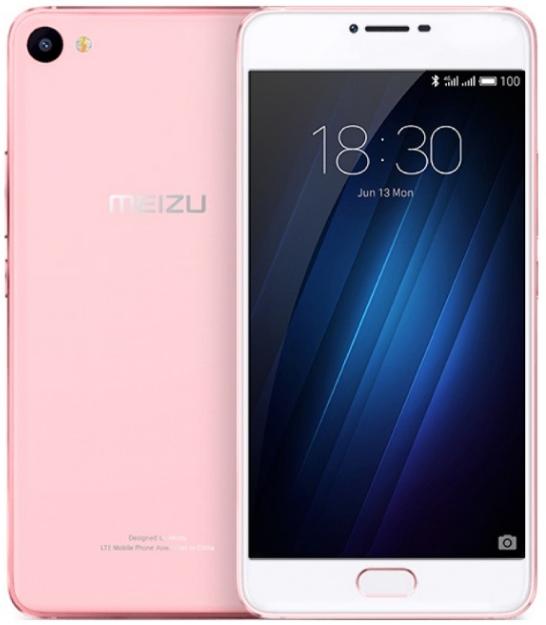 Meizu U10 Rose gold 3/32 Gb