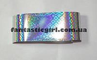 Фольга для литья ( серебрянные квадратики )