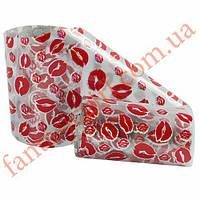 Фольга для литья ( поцелуйчики )
