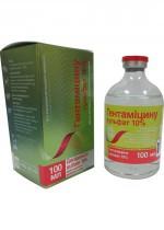 Гентамицина сульфат 10% O.L.KAR 100 мл