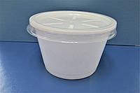 Емкость супная из полипропилена 350 мл