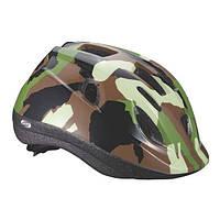 Шлем детский ВВВ BHE-37 Buddy камуфляж, М