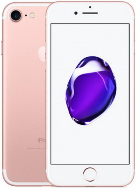 IPhone 7 Rose Gold 2/128 Gb  (100% предоплата)