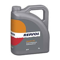 Трансмиссионное масло Repsol MATIC III ATF (DEXRON III) 5л
