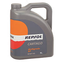 Трансмиссионное масло Repsol CARTAGO MULTIGRADO EP 80W90 GL-5 1л