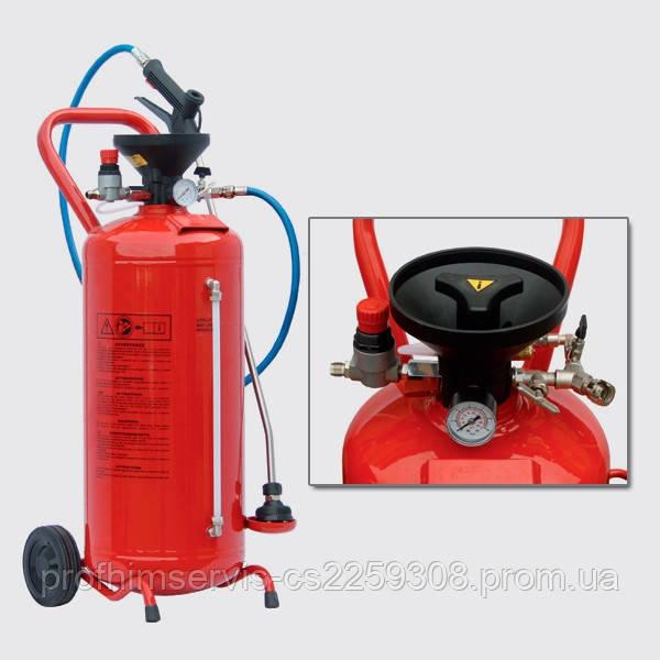 Спреер-распылитель моющих средств емкостью 24л.