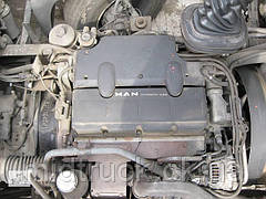 двигатель MAN D0834 LFL55