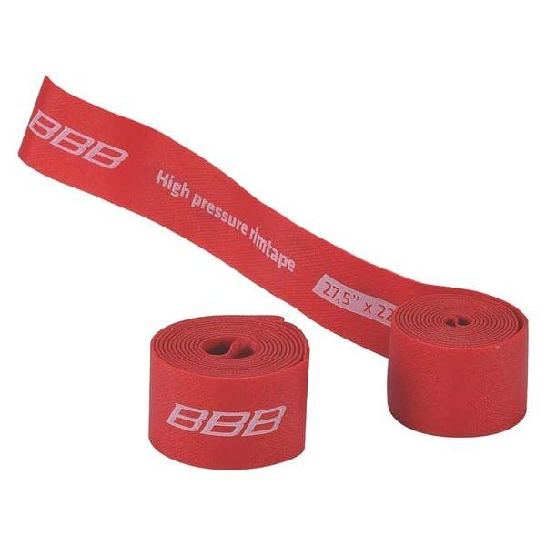 """Флипер ВВВ BTI-94 HP 27.5""""x 22mm 22-584 (2,2 x 90,5 cm) 2 штуки, красный"""