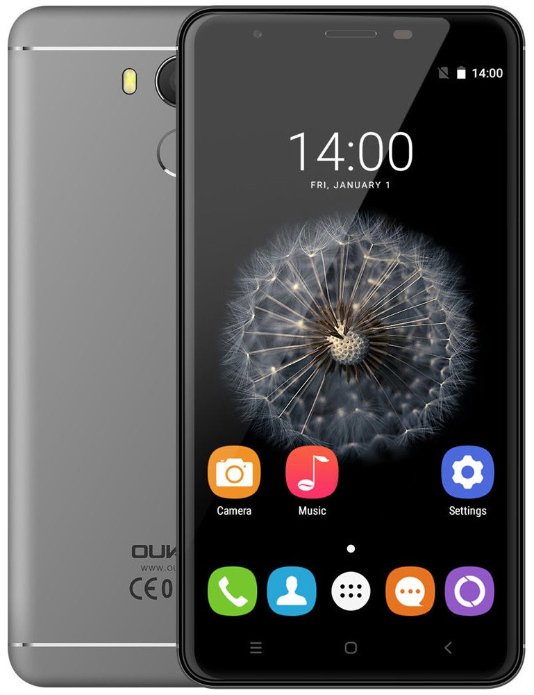 Смартфон OUKITEL U15 Pro gray 3/32 Gb