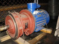 Мотор-редуктор МР3-500, фото 1