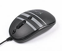 Мышь A4Tech N-556FХ-2 USB, V-Track, чорний