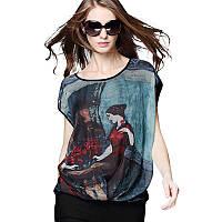 Женская летняя блуза Dream
