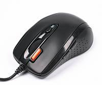Мышь A4Tech N-70FX-1 Black V-TRACK USB