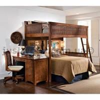 Кровать из дерева «Хоттабыч»