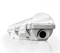 Корпус герметичного светильника 1 х 600 мм для светодиодных ламп IP65