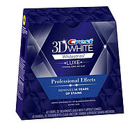 Crest Отбеливающие Полоски 3D White Professional Effects Whitestrips.(40шт.) USA