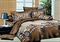 Комплект детского постельного белья 150*220 хлопок (7250) TM KRISPOL Украина