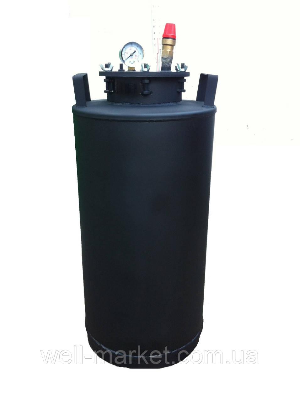 Автоклав Днепр 32/15  домашний для консервирования на 15 литровых (32 пол-литровых) банок