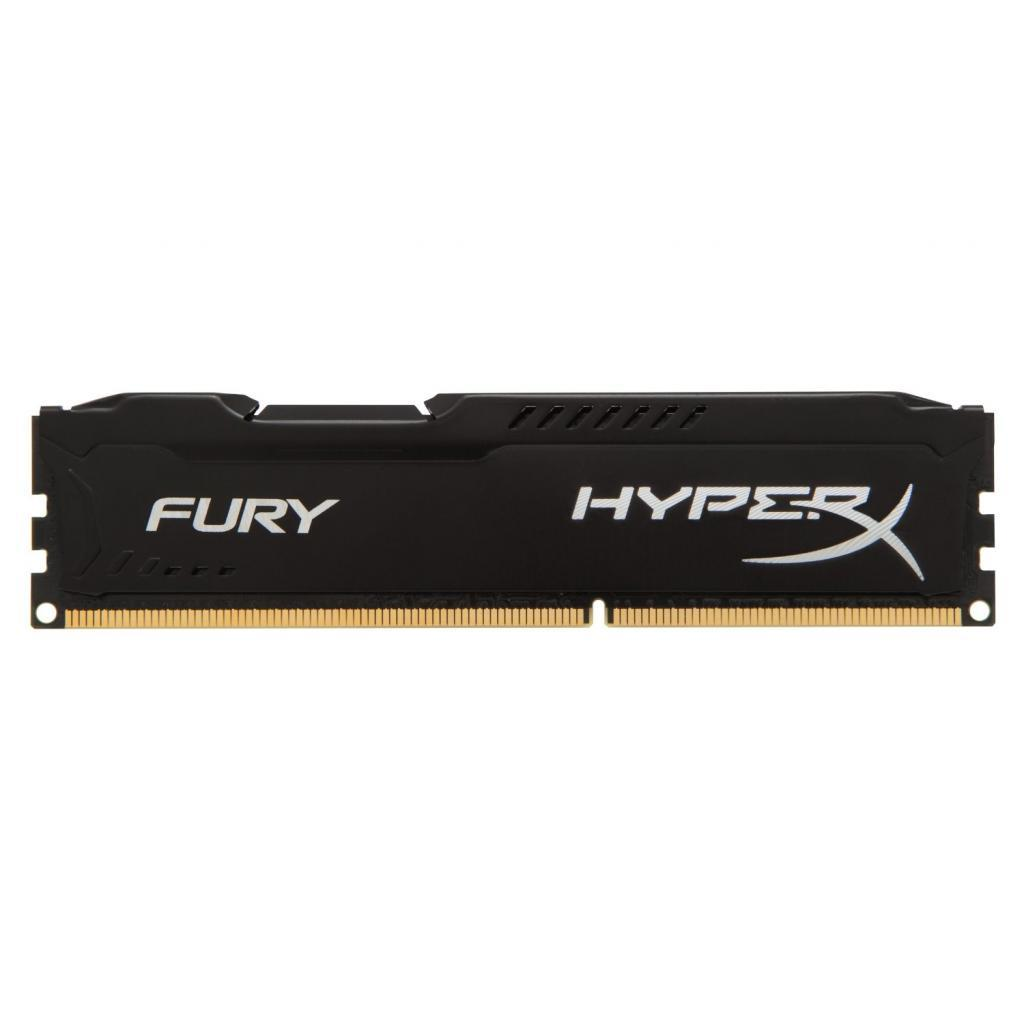 DDR4 4GB/2666 Kingston HyperX Fury Black (HX426C15FB/4)
