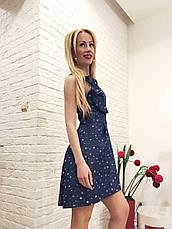 3418350d368 Женское платье джинсовое летнее короткое Opium  продажа