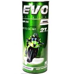MOTO 2T BIO (GREEN) 1Lx9