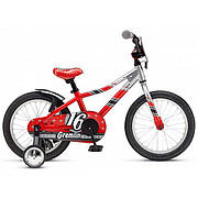 """Велосипед 16"""" Schwinn 2016 Gremlin boys, red/silver"""