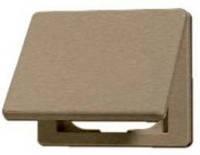 Откидная крышка для розеток и изделий с крышкой 50х50Jung SL-500