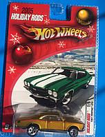 Коллекционная машинка Hot Wheels Pontiac GTO 1967
