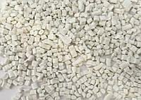 Вторичные гранулы полиэтилена (ПВД, ПНД) белые