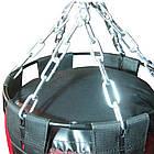 Боксерский мешок SPURT (150х40) красный, фото 3