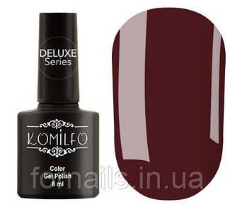 Гель-лак Komilfo Deluxe Series №D099, 8 мл