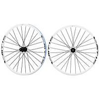 """Колеса Shimano WH-MT15-A МТВ 29"""" белые, переднее +заднее, для диск торм"""