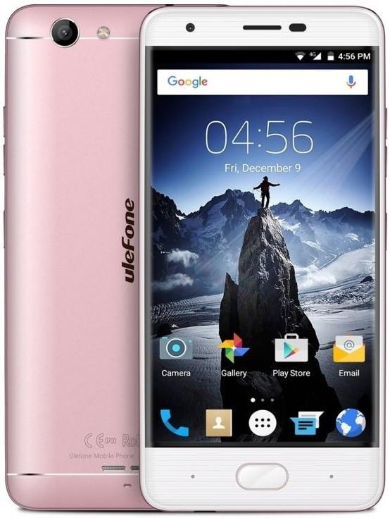 UleFone U008 Pro rose gold  2/16 Gb