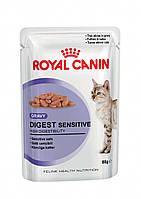 Royal Canin DIGEST SENSITIVE В СОУСЕ (ЧУВСТВИТЕЛЬНОЕ ПИЩЕВАРЕНИЕ) 0,085КГ