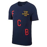 Футболка Барселона (Barcelona) Nike Squad